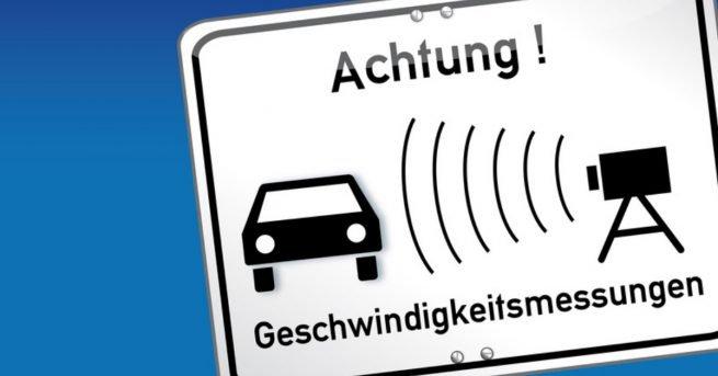 Mobile Radarkontrollen in Kohlscheid