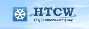 HTCW Trockeneisstrahlen Kohlscheid Logo