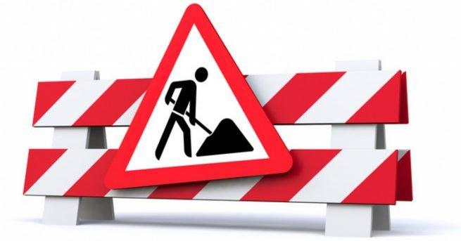 Schweilbacher Straße/Rolandstraße aufgrund von Geländeabsackungen beidseitig gesperrt