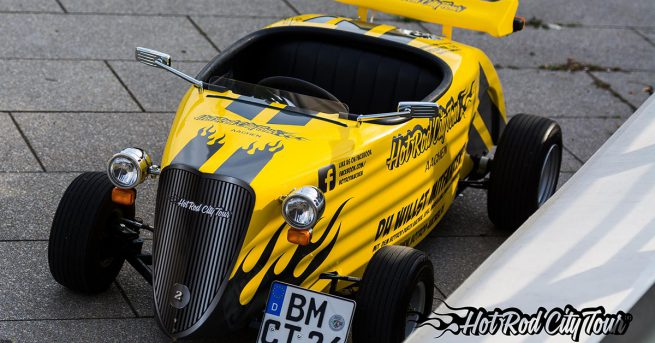 Mini Hot Rods - Hot Rod City Tour