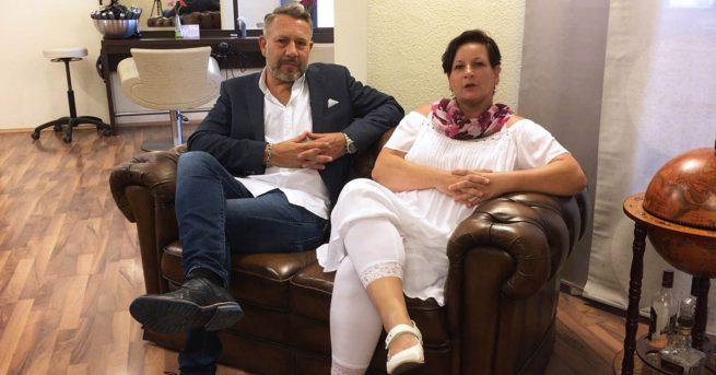 Spendenaktion zum Stadtfest Kohlscheid - Haarschnitt mit Herz e.V. & Frisör Kirchmann