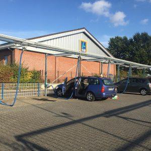 Caribik Car Wash Autowaschanlage in Herzogenrath-Merkstein - Staubsauger