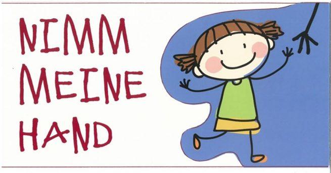 """""""Nimm meine Hand"""" Logo"""