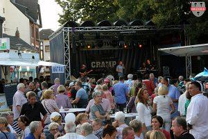 Stadtfest Kohlscheid - Band CRAMP