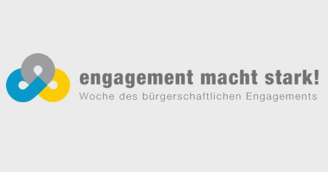 Woche des Bürgerschaftlichen Engagements - Logo