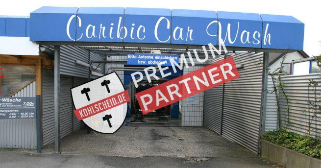 Caribik Car Wash Autowaschstraße in Herzogenrath-Merkstein