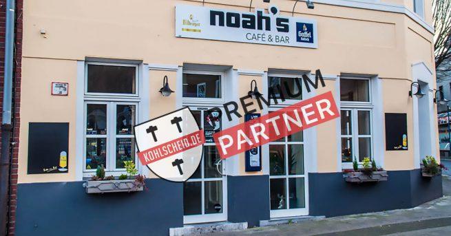 Noah's Café, Bar & Lounge in Kohlscheid
