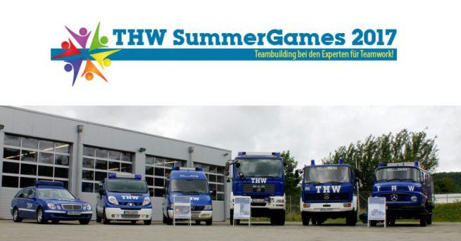 THW Herzogenrath Summergames 2017