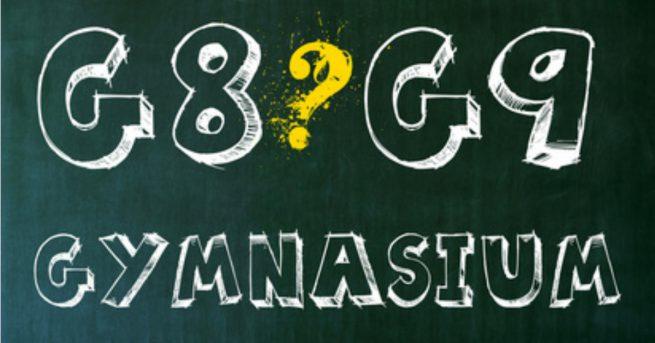 G8 oder G9 am Gymnasium