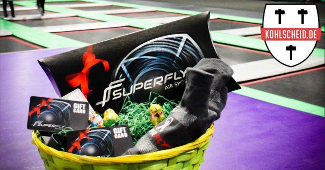 Oster-Gewinnspiel: Gewinnt Tickets für das Superfly Aachen