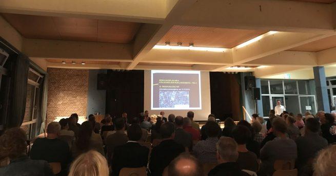 Bürgerversammlung 2018: Wenn Förderung, dann Tangente und auch Kreisverkehr