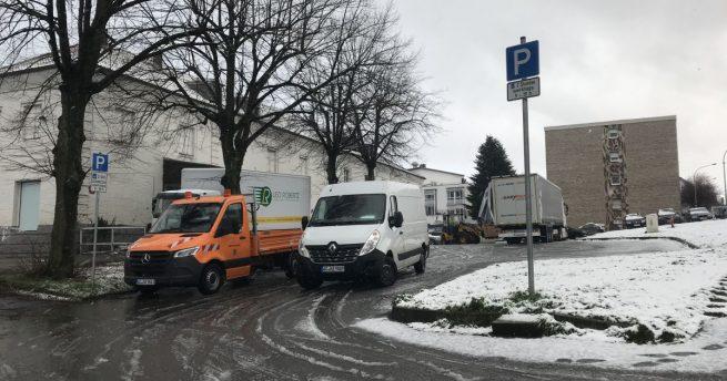 Fotoreihe Tangente: Sachstand März 2019
