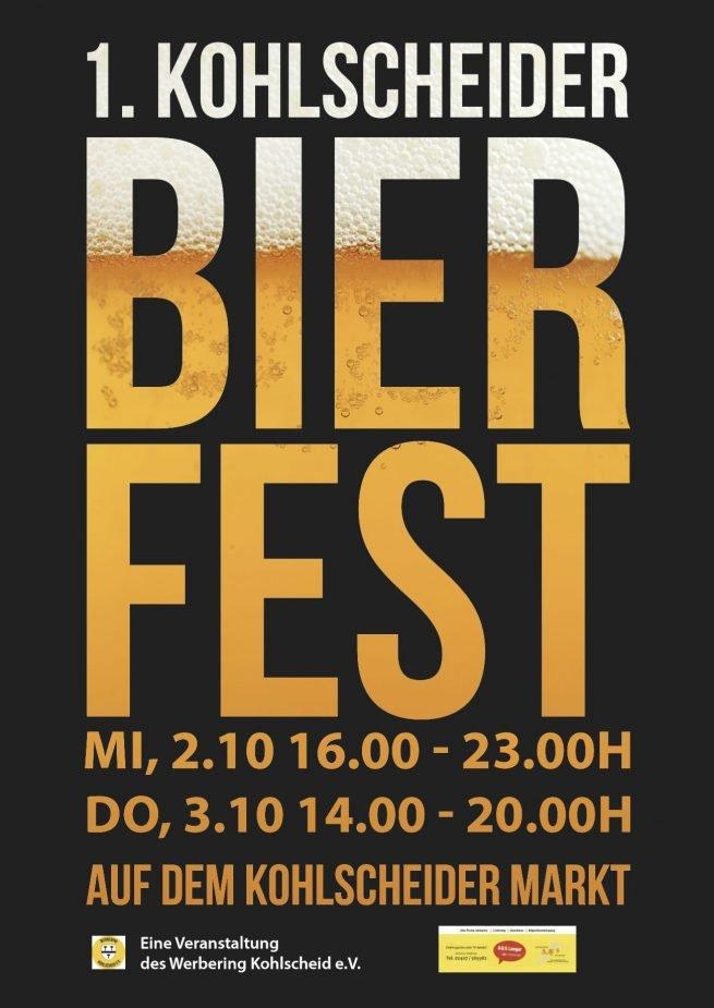 Kohlscheider Bierfest
