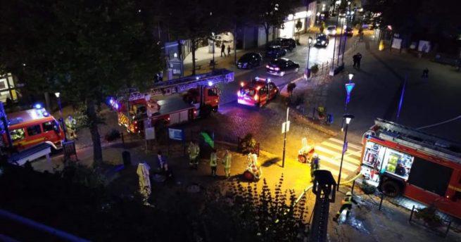 Kellerbrand Kohlscheid Markt