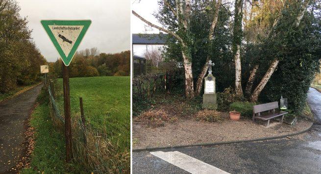 Bürger setzen sich gegen die Bebauung im Landschaftsschutzgebiet in Pannesheide ein