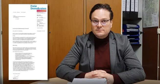 Stadtentwicklung Kohlscheid FDP Antrag