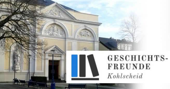 Geschichtsfreunde Kohlscheid Webseite