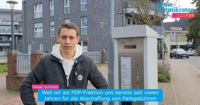 SPD und Grüne lehnen Abschaffung der Parkgebühren ab