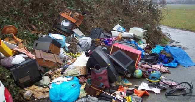 Müll-Sammelaktion in Herzogenrath